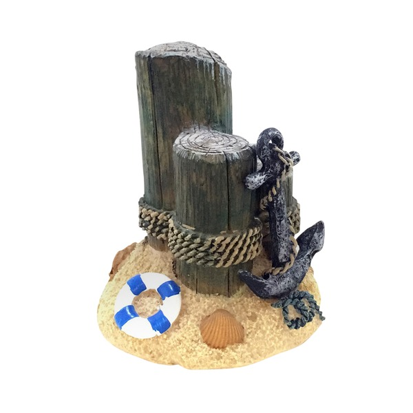Petco Imagitarium Beach Pier With Anchor