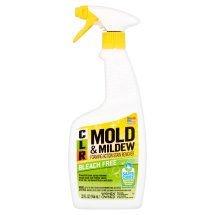 CLR Bleach-Free Mold & Mildew Foaming Action Stain Remover, 32 FL oz. Spray Bottle