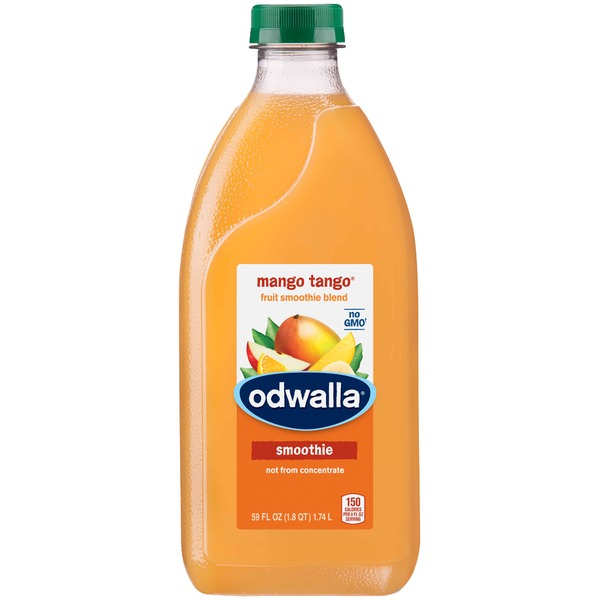 Odwalla Mango Tango Fruit Smoothie Blend