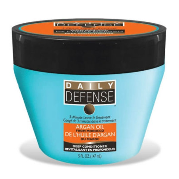 Daily Defense Argan Oil Conditioning Treatment