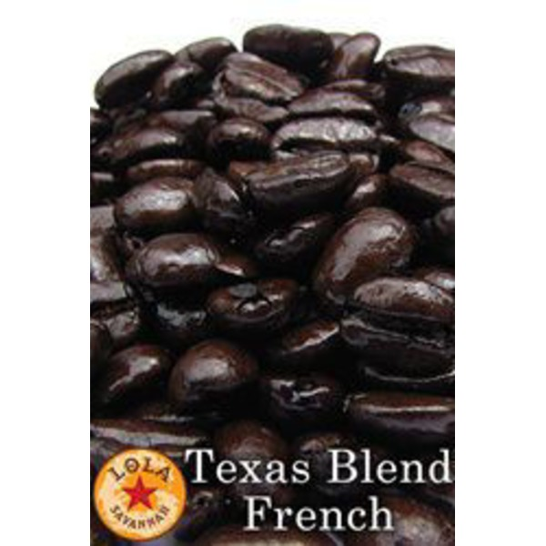 Lola Savannah Texas Blend French Roast Coffee