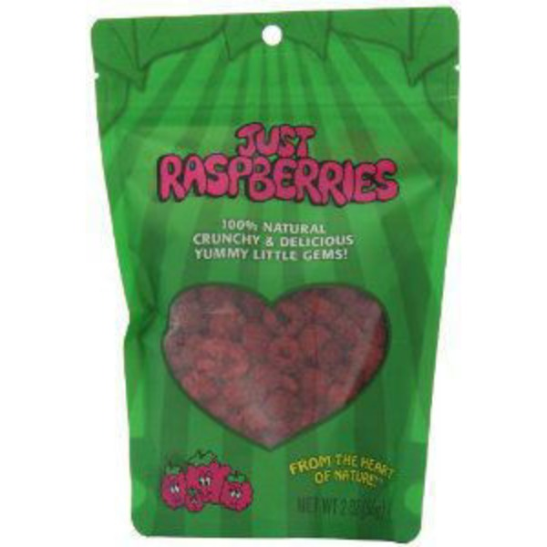 Just Raspberries Dried Raspberries