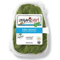 Organicgirl Baby Spinach