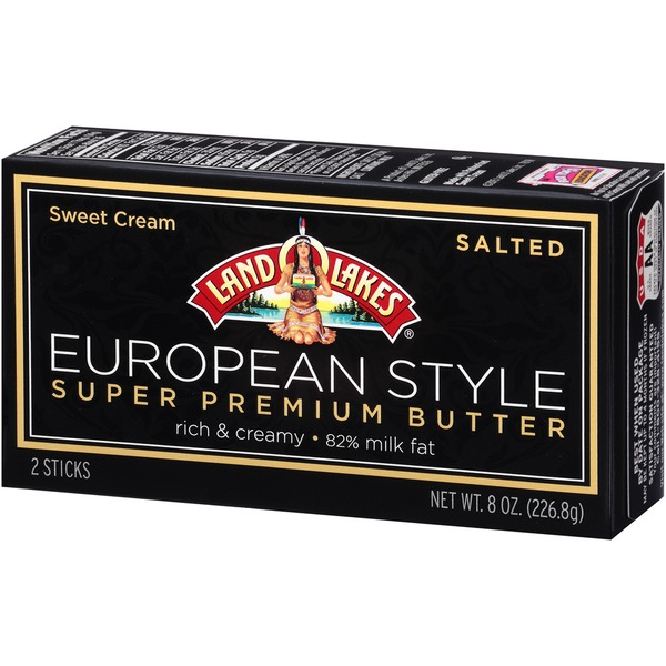 Land O Lakes® Salted European Style Butter
