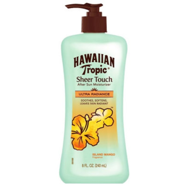 Hawaiian Tropic Sheer Touch Ultra Radiance Island Mango After Sun Moisturizer