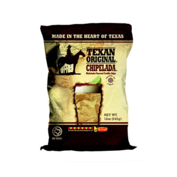 Ricos Texan Original Chipelada Tortilla Chips