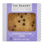 Wal-mart Bakery Chocolate Chip Cake, 2.4 oz