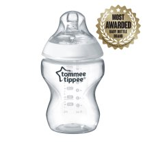 Tommee Tippee Closer to Nature 9-oz Bottle, BPA-Free