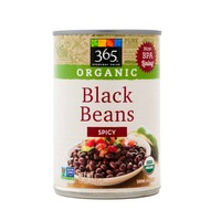 365 Spicy Black Beans