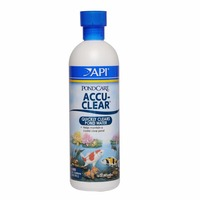 API PondCare Accu-Clear Quickly Clears Pond Water