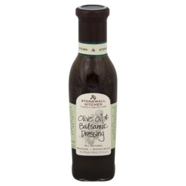 Stonewall Kitchen Olive Oil & Balsamic Dressing