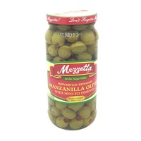 Mezzetta Manzanilla Olives with Minced Pimento
