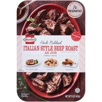 Hormel Herb Rubbed Italian Style Au Jus Beef Roast