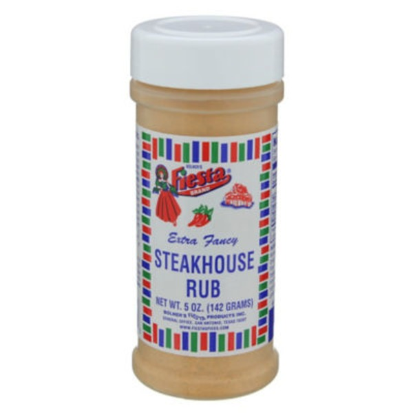 Bolner's Fiesta Steakhouse Rub