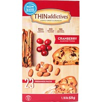 Thinaddictives Cranberry Almond Thins