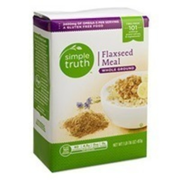 Simple Truth Flaxseed Meal