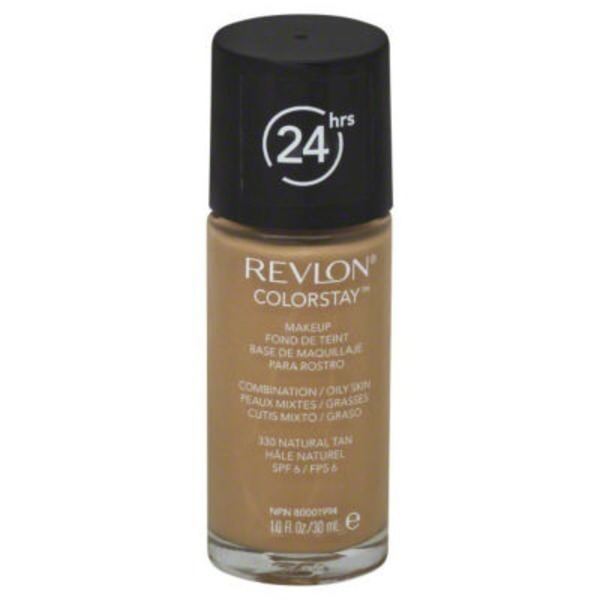 Revlon ColorStay Makeup For Combination/Oily Skin - Natural Tan