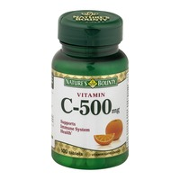 Nature's Bounty Vitamin C-500 mg Tablets - 100 CT