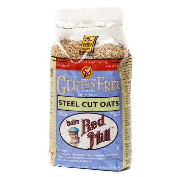 Bob's Red Mill Steel Cut Oats Gluten Free
