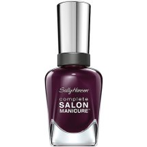 Sally Hansen Complete Salon Manicure Nail Polish, Pat On The Back, 0.5 fl Oz