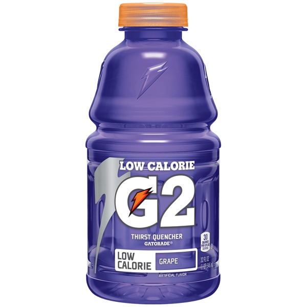 G Series Perform Low Calorie Grape Sports Drink