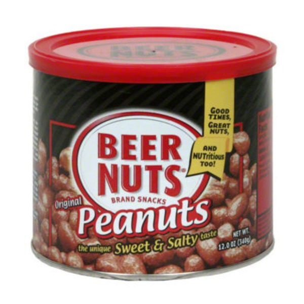 Beer Nuts Original Sweet & Salty Peanuts