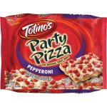Totino's Pepperoni Party Pizza, 10.2 oz, 10.2 OZ