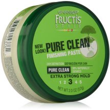 Garnier Fructis Style Pure Clean Finishing Paste 2 OZ