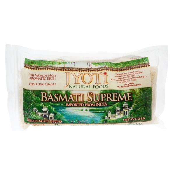 Jyoti Natural Foods Basmati Supreme Rice
