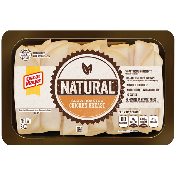 Oscar Mayer Cold Cuts Natural Slow Roasted Chicken Breast