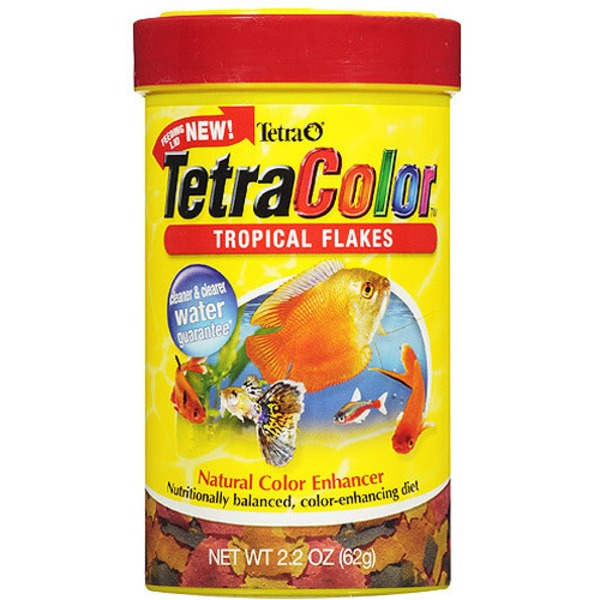 Tetrapro Tropical Color Crisps