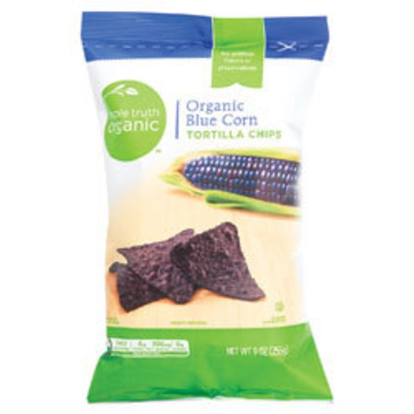 Simple Truth Organic Blue Corn Tortilla Chips
