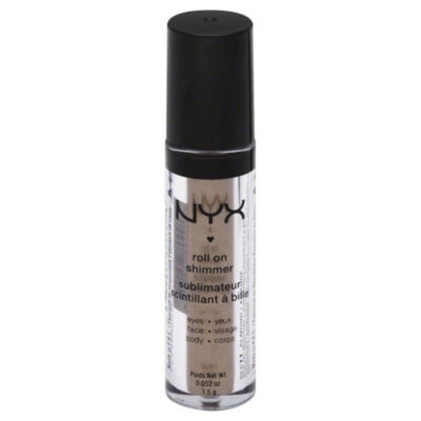 NYX Roll On Shimmer - Almond RES11