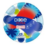 Dixie Ultra Bowls, 20 Oz, 26 Count