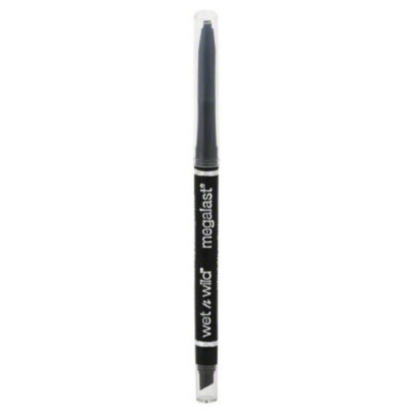 Wet n' Wild Megalast Retractable Eyeliner Blackest Black
