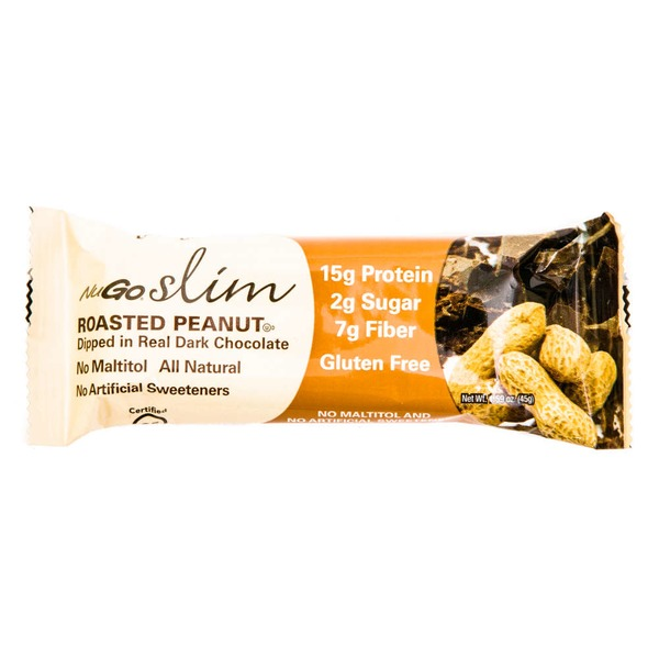 NuGo Roasted Peanut Protein Bar