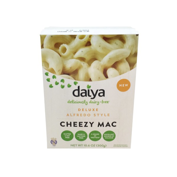 Daiya Alfredo Cheezy Mac