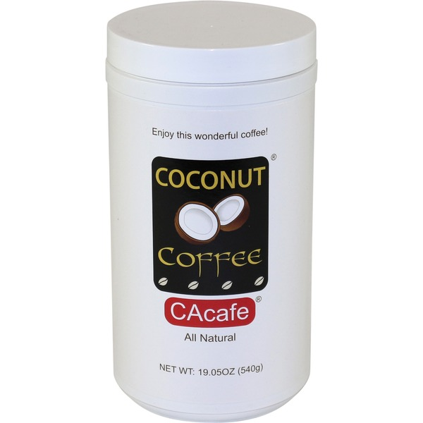 Cafe Coconut Coffee
