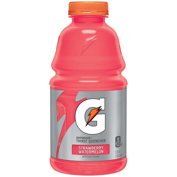Gatorade Thirst Quencher Strawberry Watermelon Thirst Quencher, Sports Drink