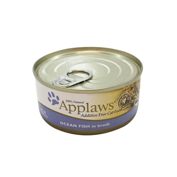 Applaws Ocean Fish in Broth Cat Food