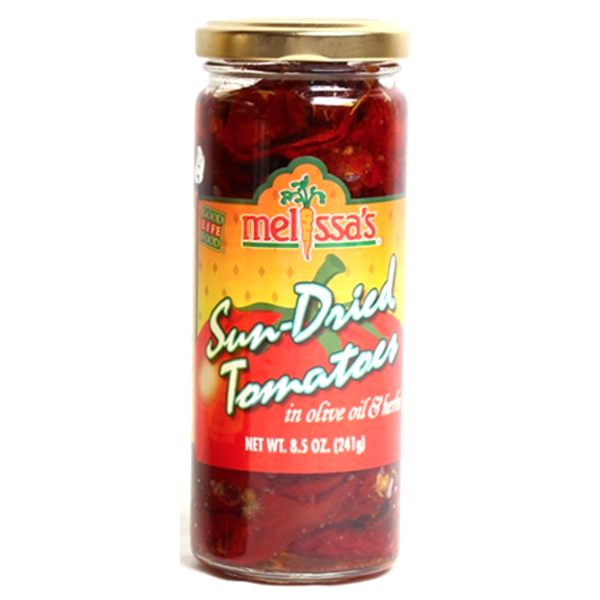 Melissa's Sun Dried Tomatoes In Olive Oil & Herbs