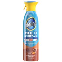 Pledge Multi Surface Everyday Cleaner with Glade Cashmere Woods 9.7 Ounces.