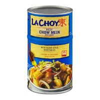 La Choy Beef Chow Mein with Sauce