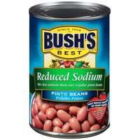 Bush's Best Reduced Sodium Pinto Beans