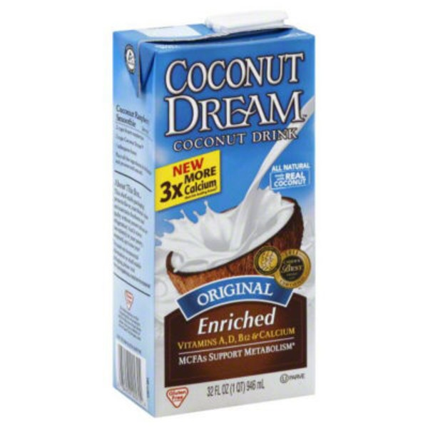 Coconut Dream Original Coconut Drink