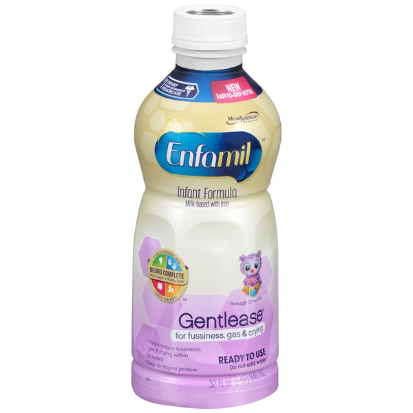 Enfamil Gentlease Premium Ready to Use Infant Formula