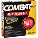 Combat Source Kill Max Large Roach Baits