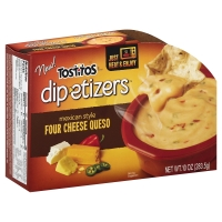 Tostitos Dip-Etizers Mexican Style Four Cheese Queso