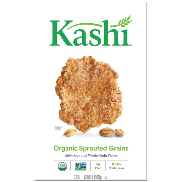 Kashi Organic Sprouted Grains Cereal