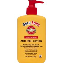 Gold Bond Intensive Relief Anti-Itch Lotion, 5.5 Oz